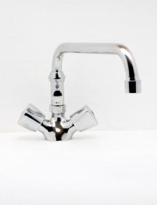 Partner álló kád-mosdó (KMT.) csaptelep U300